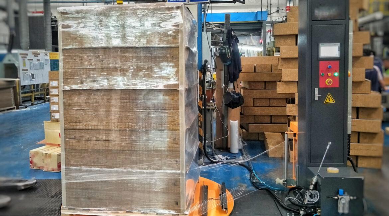 Rework Freight